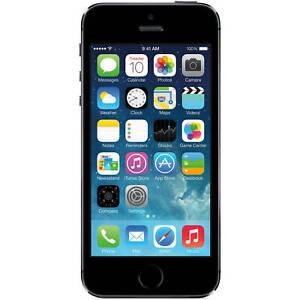 Total Wireless Apple iPhone 5S 16GB Prepaid Smartphone, Gray