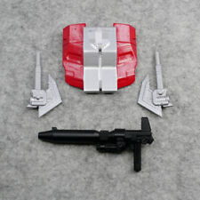 Roof Cover Gun Double Axe Upgrade Kit For Classics Series Optimus Prime