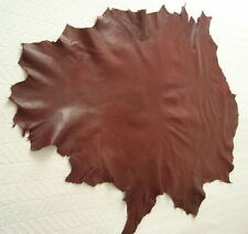 SOFT BURGUNDY GLOVING LEATHER -- #2988