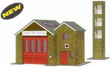Superquick , 00 scale Fire station. Kit build service