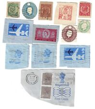 Great Britain - Various Envelope, Air Letter And Postcard, Thirteen In All