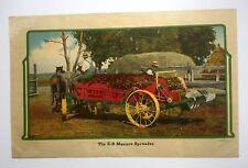 1917 Emerson Brantingham Manure Spreader Farm Equipment Agriculture Print