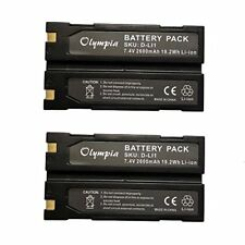 2 Pack of Trimble 54344 Battery - Replacement for Trimble Tr-R8 Gps Battery