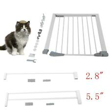 Extra Tall Walk Kid Safety Gate Baby Indoor Security Dog Pet Door Gates Fence