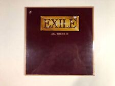 EXILE All There Is LP Warner Bros BSK3323 US 1979 SEALED 8H