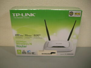 TP-Link TL-WR841ND 300mbps Wireless N Router *New Factory Sealed