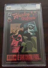 Harley Quinn #8 CGC 9.0 White Pages 7/01 DC Comics Pete Woods Mart Lipka Art