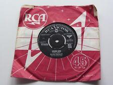 Elvis Presley Mid 1960 S RCA VICTOR Pressing Blue Suede Shoes HOUND DOG