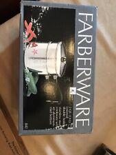 Farberware 2qt 1.9 L Double Boiler Aluminum Clad Bottom NEW IN BOX #842