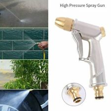 Garden Hose High Pressure Power Washer Water Spray Gun Nozzle Wand Car WashClean