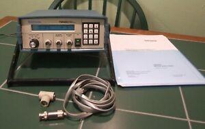 Tektronix TMA802 Media Analyzer /Cable Tester