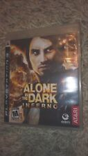Alone in the Dark: Inferno - (Sony Playstation 3, 2008) ****LN****COMPLETE****