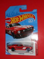 HOT WHEELS 2017 '67 MUSTANG THEN AND NOW 20/365 SHIPS FREE
