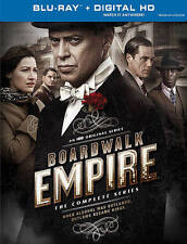 BOARDWALK EMPIRE THE COMPLETE SERIES Blu-ray Seasons 1 2 3 4 5 - New