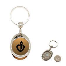 Porte clé Keychain Ø45mm ♥ I Love You Nord Pas De Calais NPDC 59 62 Ch/'tis