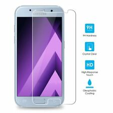 TEMPERED GLASS SCREEN PROTECTOR For SAMSUNG GALAXY A7 2017  PREMIUM U.K.Seller