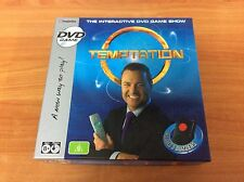 2007 The Interactive DVD Game Show - Temptation - 100% Complete