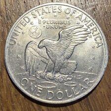 GROSSE PIECE DE 1 DOLLAR EISENHOWER AVEC L'AIGLE 1971 D (684)