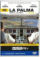 PilotsEYE.tv | La PALMA |:| DVD |:| Cockpitflight Condor ... | DVD | Zustand gut