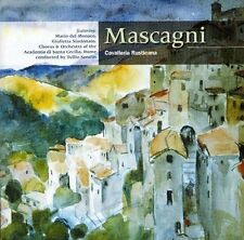 Italienische Klassik Oper Musik-CD 's vom Music-Label