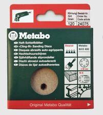 Metabo 24075 100x di detenzione-abrasivi 80mm p120