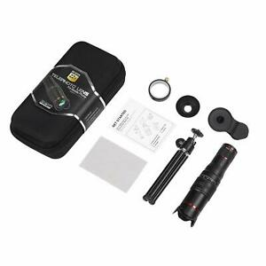 Mobile Camera Lens 22x Phone Camera Double Regulation Phone Lens Tripod