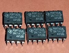 6x org. TI Texas Instruments SN75472P NOS