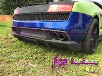 New LP570 Diffuzer for Lamborghini Gallardo coupe & Spyder ( diffuser )