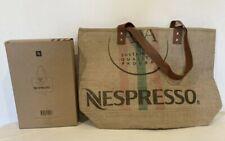 Nespresso bag (Jute) sku 121458
