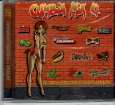 Cumbia Mix 4 Los Askis-Angeles Azules y Otros Mas   BRAND  NEW SEALED  CD