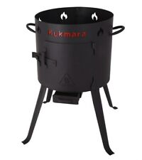 Camping Oven Uchag Kazan 12L Cooking Fire Cauldron Oven