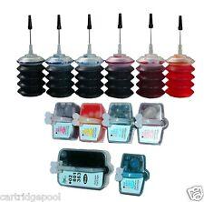 Refillable ink cartridge HP 02 C6150 C6180 C6280 +180ml