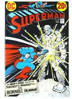 Superman (1939 series) #266 in Near Mint minus condition. DC comics [*kw]