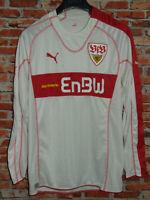 Soccer Jersey Trikot Camiseta Maillot Stuttgart Long Sleeve Size L