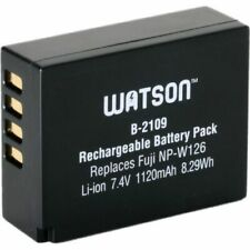 Watson NP-W126 Lithium-Ion Battery Pack (7.4V, 1250mAh)