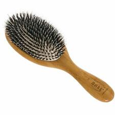 HAIR DOC - Large Oval Boar Bristle Brush - 1 Brush