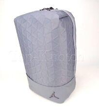 NIKE Air Jordan Jumpman Team Backpack Rare Travel / School Bag Wolf Cool Grey
