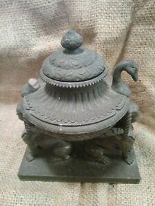 Old urn