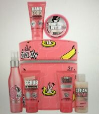 NEW Soap And glory 'DIVE IN' - Limited Edition
