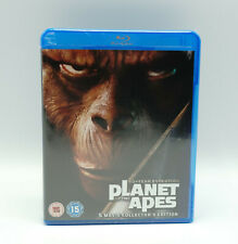 Planet Of The Apes (Collector's Edition) [5 Blu-ray] NEU OVP