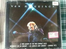 "VAN MORRISON. ""IT'S TOO LATE TO STOP NOW"" LIVE IN CONCERT 1974 (2 CD) POLYDOR"