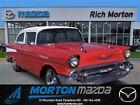1957 Chevrolet Bel Air/150/210 Custom 1957 Chevrolet Bel Air Custom 86480 Miles Red 2 Door Coupe 8 Cylinder Automatic