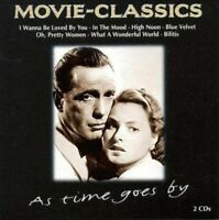Movie-Classics-As Time goes by Dooley Wilson, Roy Orbison, America, Jef.. [2 CD]