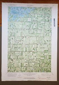 "Mavie, Minnesota Original Vintage 1973 USGS Topo Map 27"" x 19 1/2"""