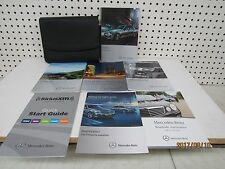 2013 Mercedes-Benz C Class Owners Manual Set  FREE SHIPPING