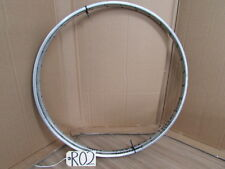 PAIR OF VINTAGE FIAMME SILVER ALLOY  TUBULAR 32h 700c SPRINT RIMS c1960's (R02)