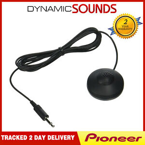 Pioneer CD-MC20 Auto-EQ Microphone for Car DVD Receivers