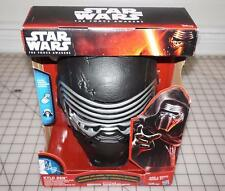 Star Wars The Force Awakens Kylo Ren Electronic Voice Changer Mask NEW!