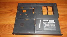 Used plastic lower case/bottom casing from gateway solo 2500 laptop 3500420
