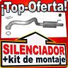 Silenciador Trasero TOYOTA LAND CRUISER 90 3.0TD 3.4 V6 SWB 1996-2003 Escape LMK